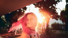 Ana Viana Fotografia - Retrato Feminino - luz natural - portrait - sunset - lights