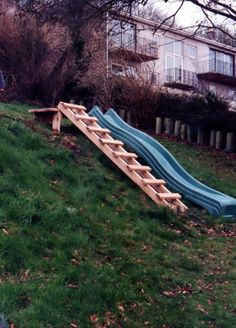 Wooden Play Equipment - Swings, Forts, Scramble Nets, Slides, Suspension Bridges, Rope Ladders, Decking and Furniture for Private Gardens