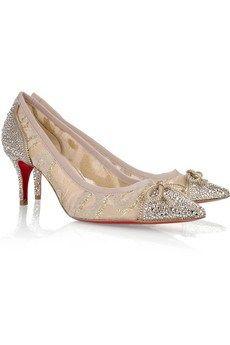 Christian Louboutin 3 inch heel