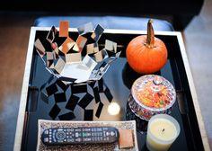 FH Decor Idea: Sophisticated Halloween Decor