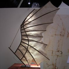 Machines - Flight @ Leonardo da Vinci Inventions - Mostra Leonardo da Vinci Da Vinci Inventions, Machine Volante, Steampunk Wings, Metal Wings, Italian Renaissance, Cartography, Art Dolls, Art Projects, Science Projects