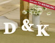 Wunsch-Buchstaben 10cm