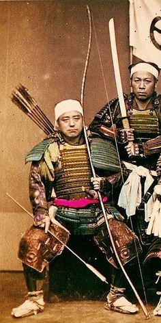 #Archer #Samurai.