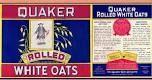 vintage quaker oats