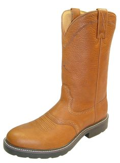 Twisted X Boots - Men's Cowboy Work Non-Steel - MCW0001