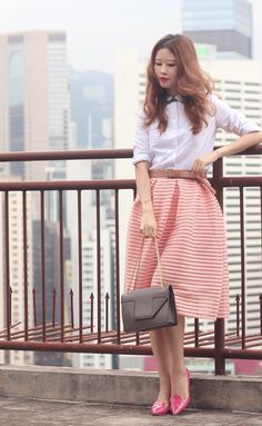 SKIRT DU JOUR | Mellow Mayo