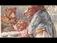 Goldilocks And The Three Bears by Jan Brett (398.2 BRE) - trailer by Deja on YouTube