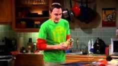 Best show ever: The Big Bang Theory Season 2 Funniest Scenes, via YouTube.