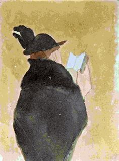 Undated Gwen John watercolor Gwen John, Mary John, Reading Art, Woman Reading, Claude Monet, Vincent Van Gogh, People Reading, Books To Read For Women, Book Images