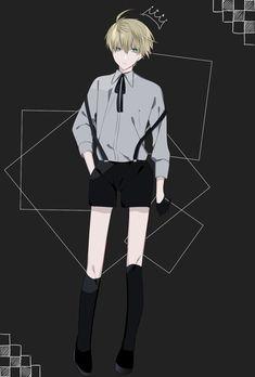 Saber Male【Fate/Prototype】