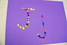 Letter J (jewels)