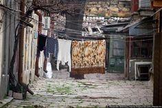 Odessa yard. #old #yard #Odessa #Ukraine #architecture #city
