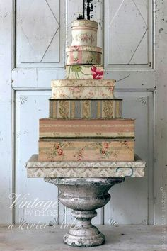 Shabby Chic boxes                                                                                                                                                                                 More