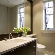 Custom Vanity With Undermount Sink Design, Pictures, Remodel, Decor and Ideas - page 3