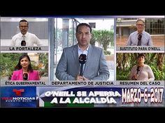 TELENOTICIAS  5PM  MARZO/6/2017 (NOTICIAS PUERTORRIQUENAS)