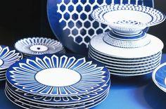 Hermès celebra o azul em linha de porcelana - Casa Vogue