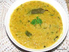Usha Upchar » Brown rice dal khichdi recipe