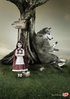 44 Creative Ads Inspired by our Favorite Fairy Tales | 10Steps.SG