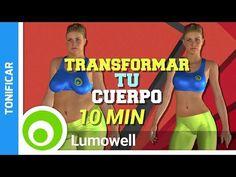10 Ejercicios Que Transforman Tu Cuerpo en Sólo 10 Minutos al día - YouTube