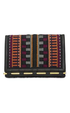 Another must-have 2-in-1! Lizzie Fortunato's Clutch / iPad case.