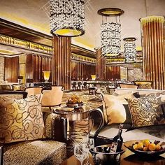 Photos and Videos Interior Design Renderings, Interior Rendering, Interior Sketch, Hotel Lobby Design, Portfolio Design, Interior Design Presentation, Watercolor Illustration, Watercolour, Building Sketch