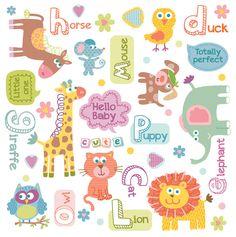 Kaz Lammie - Baby Theme Design Competition Gallery - Hallmark Creative Studio UK Blog