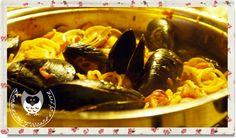 Spaghetti Lupo di Mare | Sensazioni Toscane e Oltre