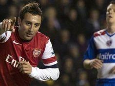 Arsenal Pesta Gol Cazorla Cipta Hatrik Benam Reading 5-2
