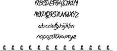 Hopeless Place font by Jonathan S. Harris #fonts #font #typography #webdesign #design #handwritten
