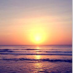 #sunset #beach #BluePoint #bali #indonesia