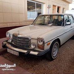 """c005e71e2 السوق ﺍﻟﻤﻔﺘﻮﺡ - السعودية on Instagram: """"مرسيدس كلاسيكية موديل 1975 للبيع،  السعر 50,000 ريال. للتفاصيل اتصلوا على الرقم 0568313535#السوق_المفتوح # السعودية ..."""