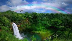 Ahhh, gorgeous Hawaii  :)