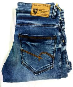 Leather Label, Denim Outfit, Jean Outfits, Trendy Outfits, Denim Jeans, Menswear, Mens Fashion, Hanuman, Pants