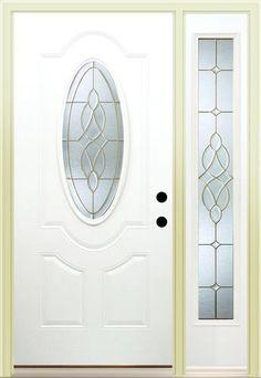 doors at menards. Mastercraft Brass Renaissance 36  x 80 Steel Ext Door w Right Sidelite Back door For the Home Pinterest doors Doors and Exterior