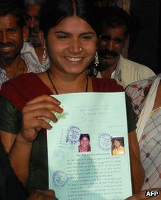 Indian teenager annuls her child 'marriage' - Yay for her! Good new story for once!