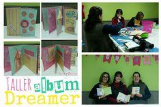 """Os enseño el resultado del taller del """"Álbum Dreamer"""" , nuevas incorporaciones al mundo del Scrapbooking!!! Os han quedado geniales chicas!!! Hasta el proximo taller!!! #scrapshu #scrapbook #scrapbooking #scrap #taller #tallerscrapshu #tallerscrapbooking"""