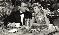 The Palm Beach Story, 1942 Dir. Preston Sturges starring Claudette Colbert and Mary Astor (and a few guys too)
