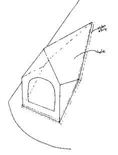 MEDIEVAL PAVILION RESOURCES--How to make a dormered pavilion tent