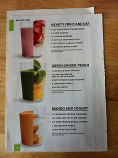 I love Green Smoothies!  #health #nutrition #fruit #natural Healthy Green Smoothies, Breakfast Smoothies, Healthy Drinks, Yummy Drinks, Yummy Smoothies, Healthy Snacks, Healthy Eating, Juice Smoothie, Smoothie Drinks