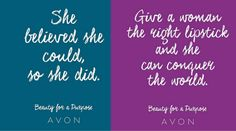 Become an Avon Representative - sign up now online - for more information, read this blog article. Start earning extra money today - pay off those holiday bills or plan for a mid-winter vacation - or maybe you just don't want to pay retail - the choice is yours... #SellAvon #EarnExtraMoney #WAHM #BeYourOwnBoss #BeautyForAPurpose #AvonRep http://thebeautyinyoublog.com/2015/04/21/becoming-an-avon-representative-online/