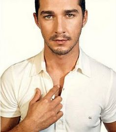 """Shia Labeouf...Who would have thunk in the """"Even Stevens"""" days he would grow up to be this hot?"""