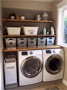 Below are the Farmhouse Laundry Room Storage Decoration Ideas. This article about Farmhouse Laundry Room Storage Decoration Ideas was posted under the category by our team at April 2019 at pm. Hope you enjoy it and don't forget . Rustic Laundry Rooms, Laundry Room Layouts, Farmhouse Laundry Room, Laundry Room Cabinets, Laundry Room Organization, Laundry Storage, Laundry Room Design, Diy Cabinets, Farmhouse Decor