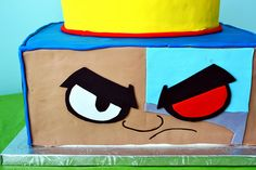 Teen Titans Go Cake | Flickr - Photo Sharing!