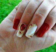 Resultado de imagem para joias de unhas