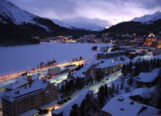 San Moritz, Switzerland