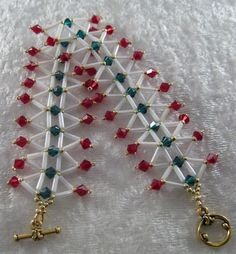 free seed bead necklace patterns | Contest Gallery at Bead-Patterns.com