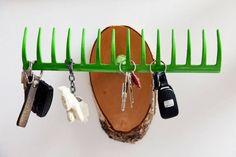 9 Accrocher ses clés