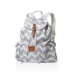 Victoria's Secret Backpack ($29) found on Polyvore