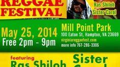 22014-May 25 - Virginia Reggae Festival