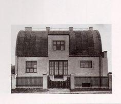 Adolf Loos, Casa Steiner, 1910, Vienna